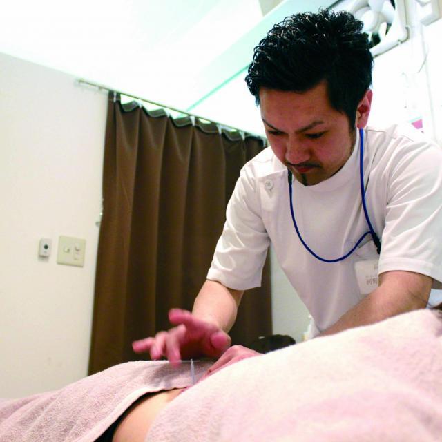 札幌スポーツ&メディカル専門学校 柔整科、鍼灸科のオープンキャンパス2