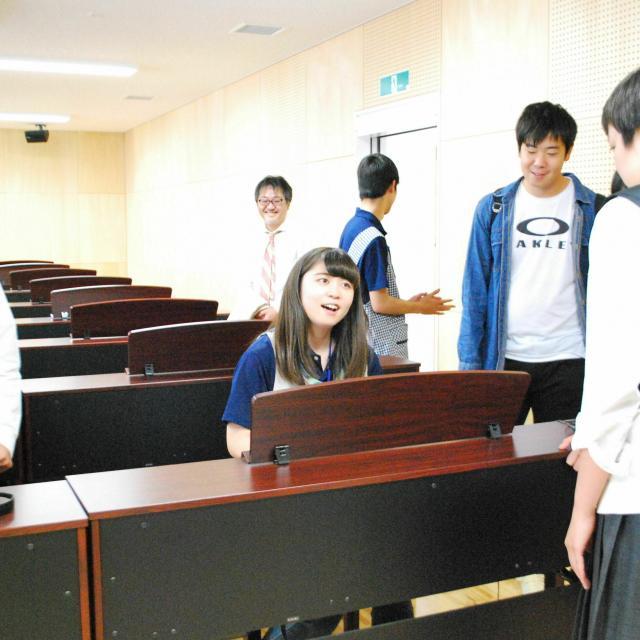 新潟中央短期大学 これまで以上に広く充実したキャンパスを見に行こう!2