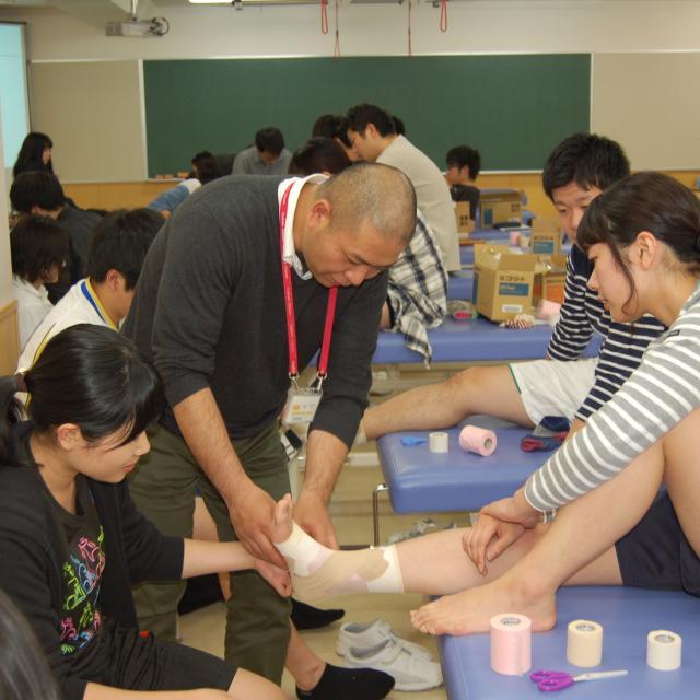 夏休み!理学療法士・作業療法士の学校体験!