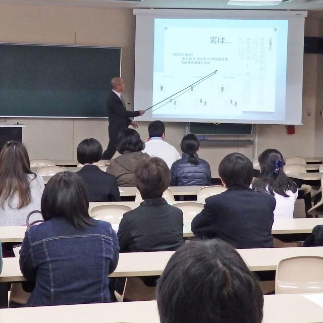 奈良大学 大学講義見学デー20181