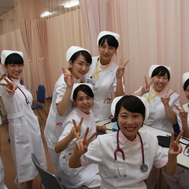 白鳳短期大学 オープンキャンパス2