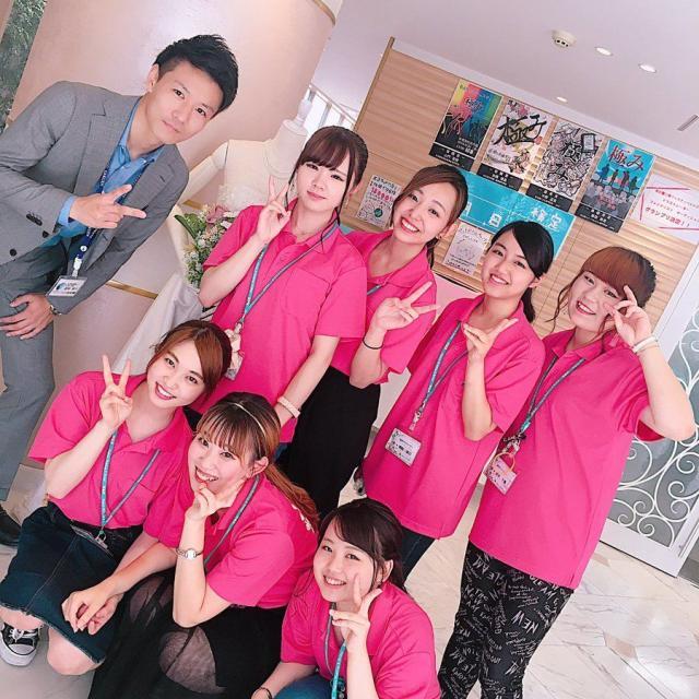 名古屋ウェディング&ブライダル専門学校 ★オープンキャンパス★フォトプロップスづくり2