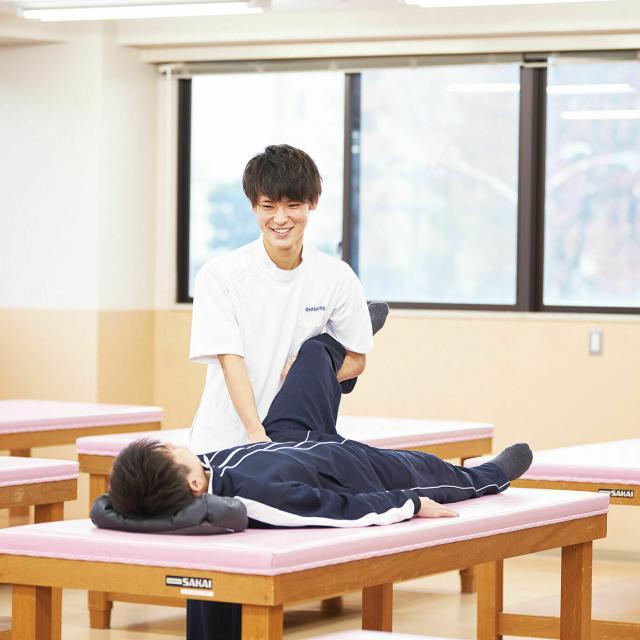 関西学研医療福祉学院 理学療法学科 オープンキャンパス1