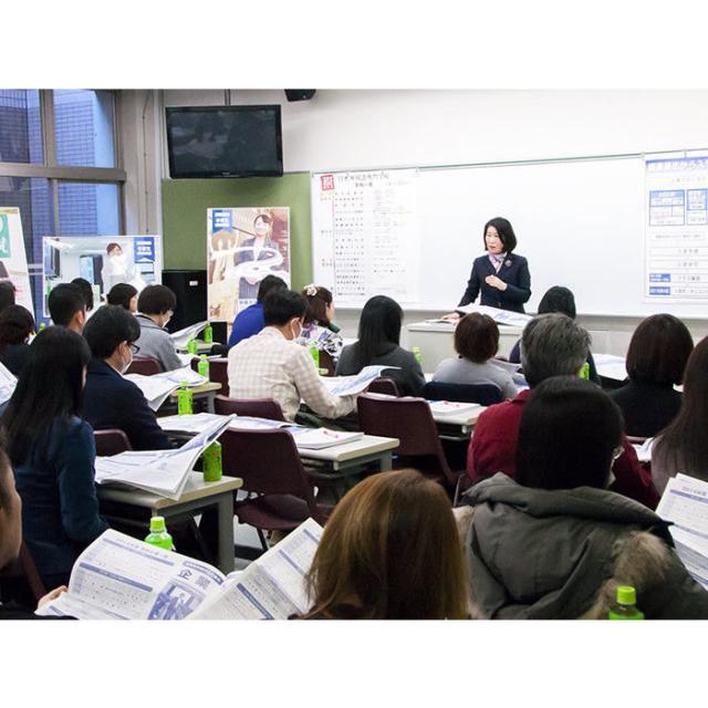 日本外国語専門学校 保護者説明会(2018夏)1