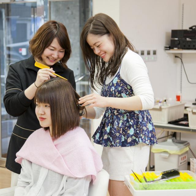 福岡理容美容専門学校 ☆ 8/5 オープンキャンパス ☆1