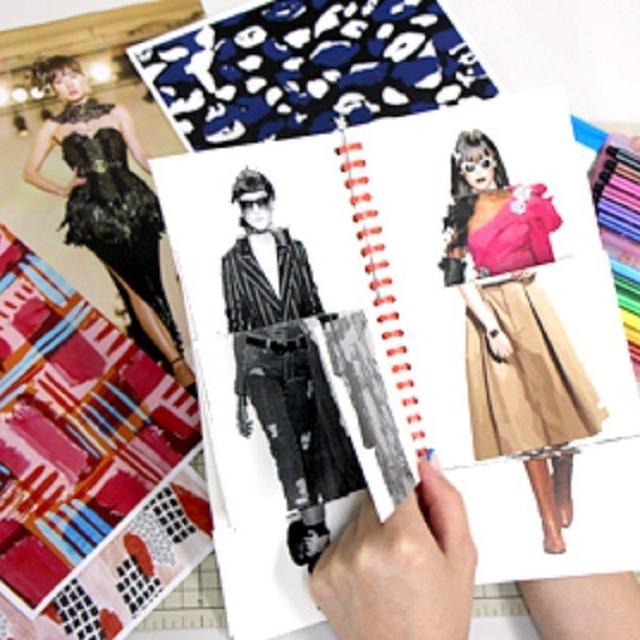 上田安子服飾専門学校 7月★UEDAのオーキャン★学生のファッションショーは必見!3