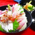 東京山手調理師専門学校 【日本料理】春らんまん 海鮮丼