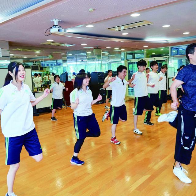 大阪リゾート&スポーツ専門学校 【来校型】5つの体験から選べるオープンキャンパス♪4