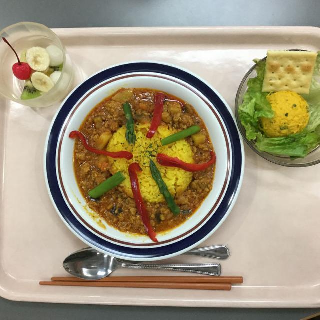 東京栄養食糧専門学校 スパイスたくさんカレー&推薦入試対策講座【ランチ付】2