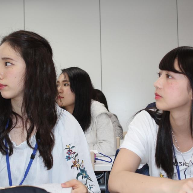 東京ブライダル専門学校 ★AO選抜生セミナー&AO面接対策講座2