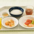 栄養バランスランチクッキング&病気別の食事(脳卒中)
