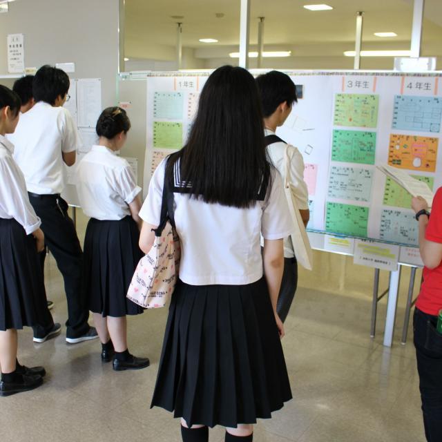 長岡大学 春のミニオープンキャンパス2