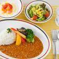 織田調理師専門学校 【7月】給食体験 「キーマカレー」/Bコース