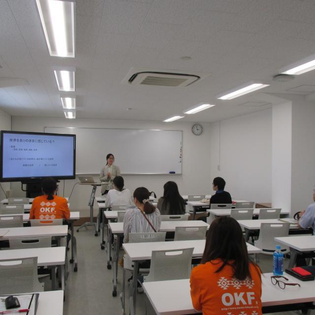 大阪健康福祉短期大学 介護福祉学科★オープンキャンパス3