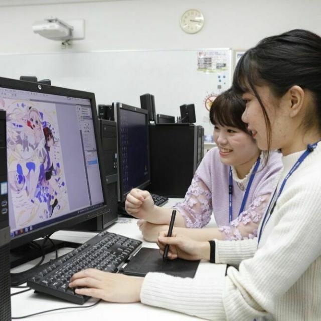 国際電子ビジネス専門学校 スペシャルオープンキャンパス(未来に向けて知る・体験・発見)3