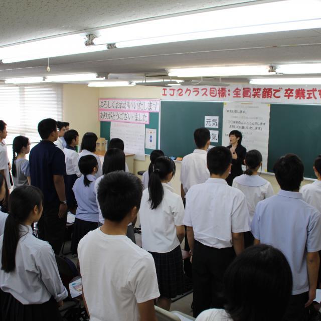熊本電子ビジネス専門学校 入試対策説明会2