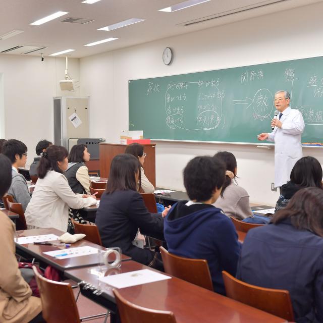 横浜薬科大学 オープンキャンパス2
