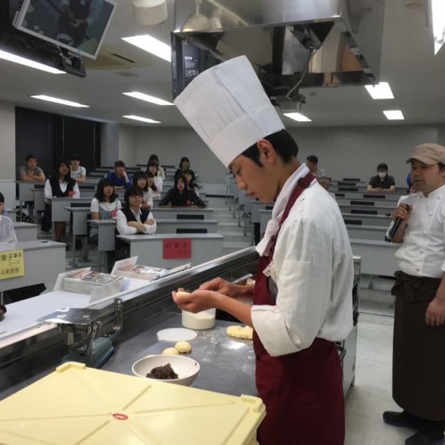 東日本製菓技術専門学校 さぁ、行こう!体験入学会20183
