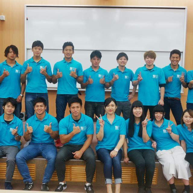 徳山大学 【徳山大学】春風オープンキャンパス1