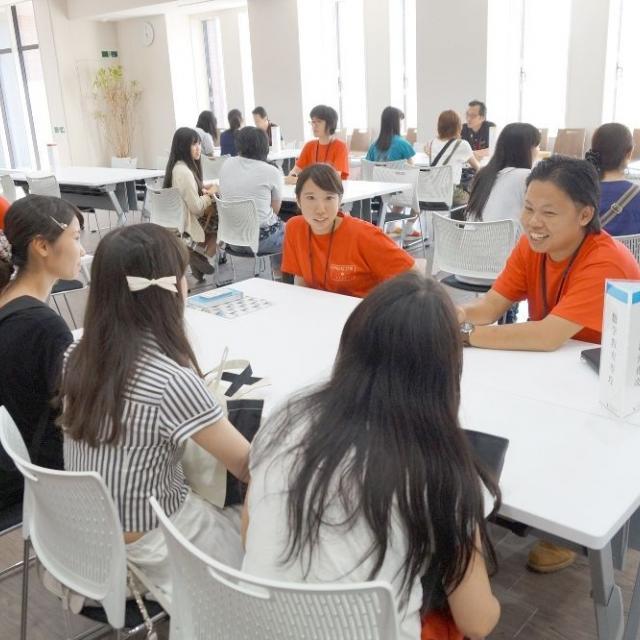 大和大学 夏のオープンキャンパス(8月)1