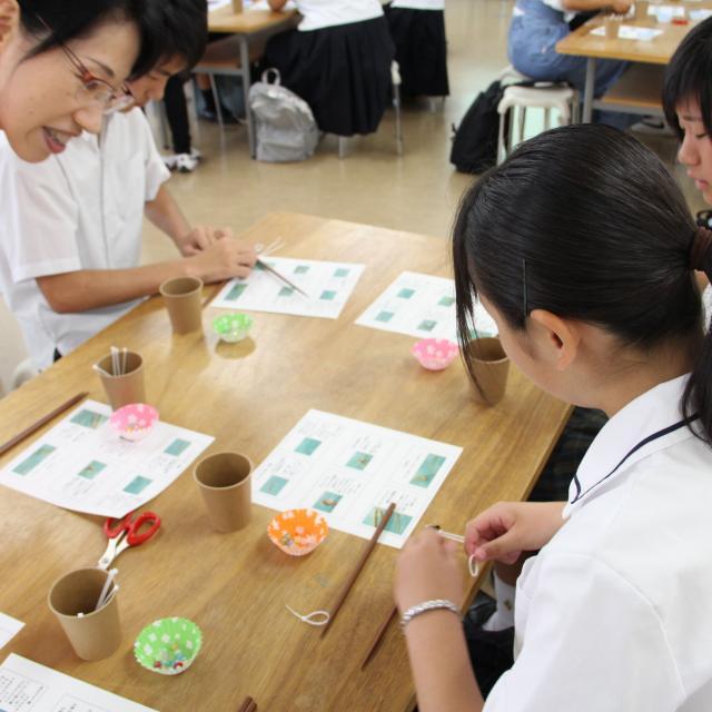 富士リハビリテーション専門学校 作業療法特化★オープンキャンパス4