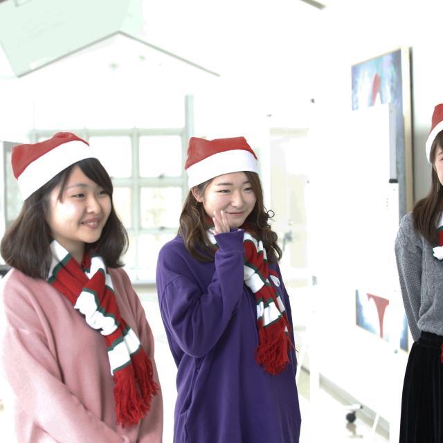 滋賀短期大学 ♪クリスマスオープンキャンパス♪ 2019年12月8日(日)2