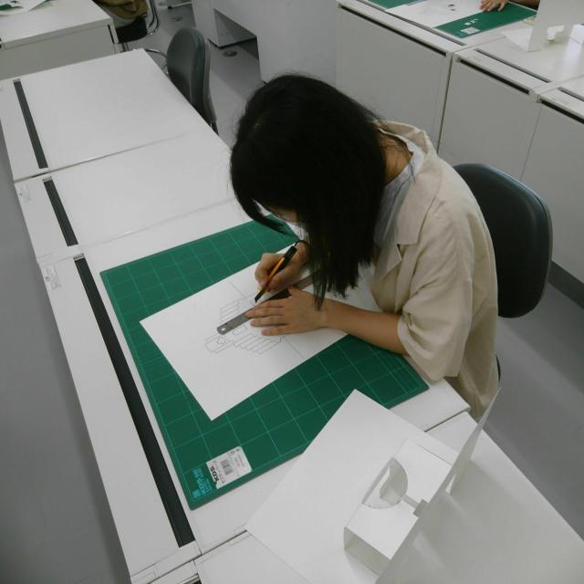 仙台工科専門学校 業界必須のデザインセンスを磨く!【建築デザイン学科】3