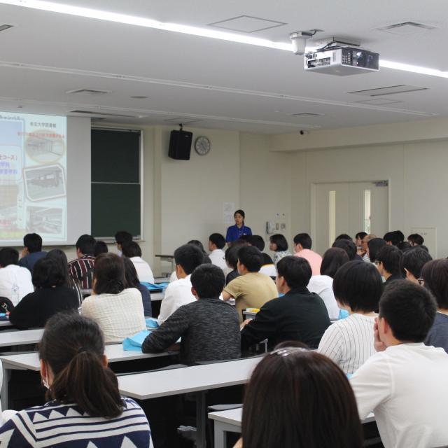 帝京大学 オープンキャンパス2019【板橋キャンパス】3