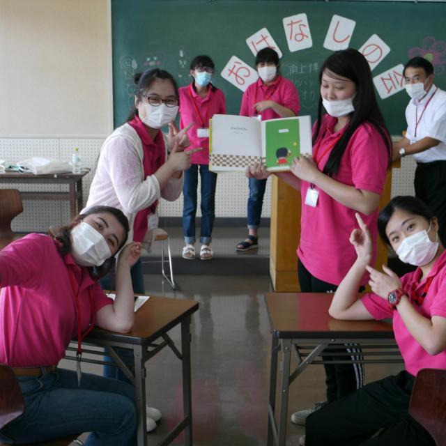 岡山短期大学 高校1年生2年生大歓迎♪ お仕事内容から丁寧にお伝えします!1