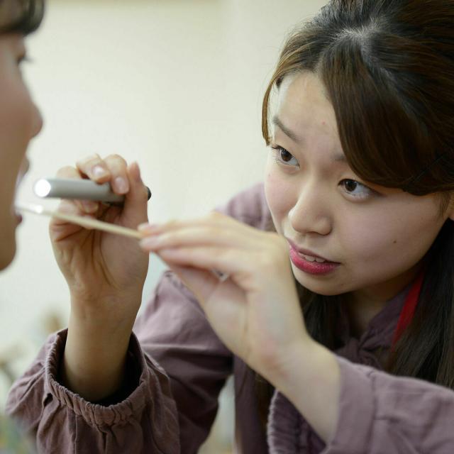 専門学校 日本聴能言語福祉学院 Webで授業見学!1