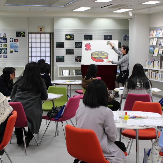 淑徳大学 オープンキャンパス(経営学部・教育学部)4