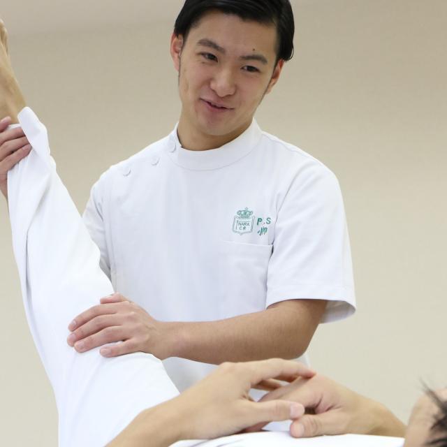 奈良リハビリテーション専門学校 奈良リハの体験入学2