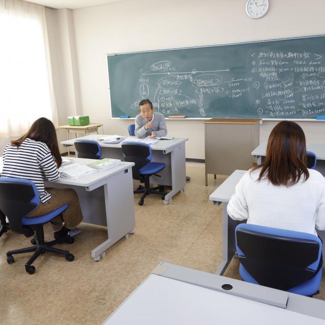 岡山商科大学専門学校 事務職養成学科学科オープンキャンパス1