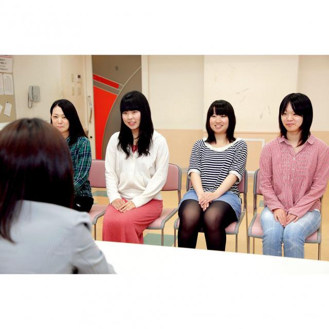 広島医療秘書こども専門学校 特待生講座&面接練習会2