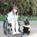 専門学校ちば愛犬動物フラワー学園 オープンキャンパス ~介助犬訓練士&権益探知犬訓練士来校~