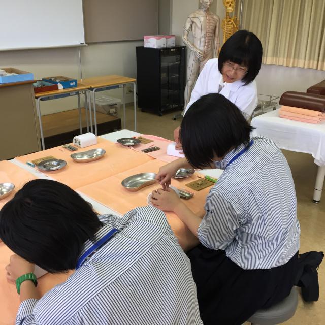 IGL医療福祉専門学校 【鍼灸学科】オープンキャンパス体験授業(ネット予約受付中)2