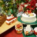 辻学園調理・製菓専門学校 【製菓】全学年対象★☆12月20日はクリスマススペシャル