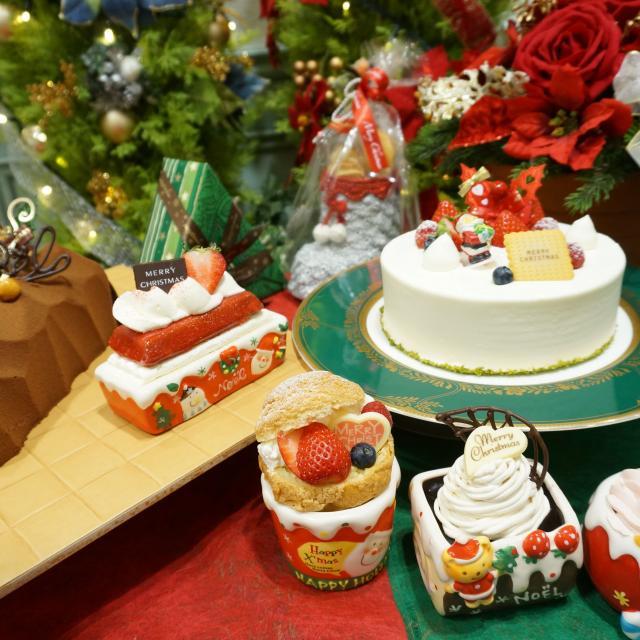 辻学園調理・製菓専門学校 【製菓】全学年対象★☆12月20日はクリスマススペシャル1