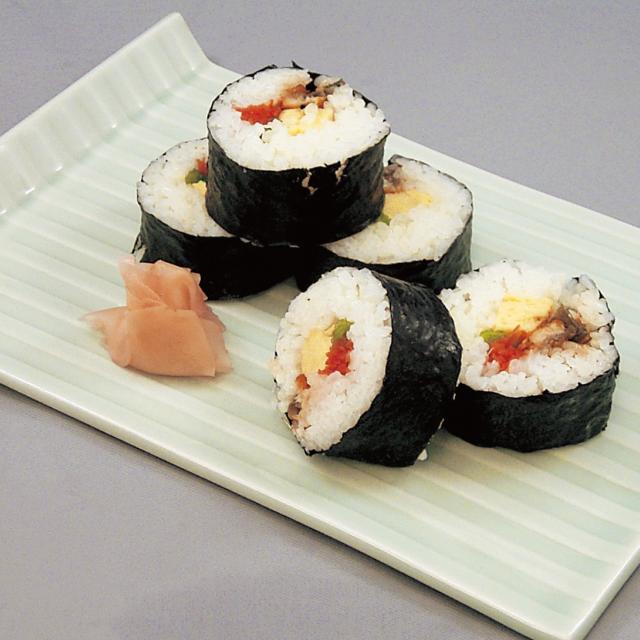 東海調理製菓専門学校 ☆★日本料理 鯵の南蛮漬け&海鮮巻き寿司★☆1