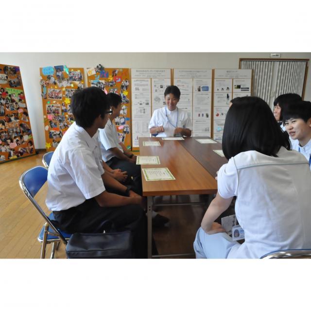 長崎医療技術専門学校 長崎で働くなら医技専3