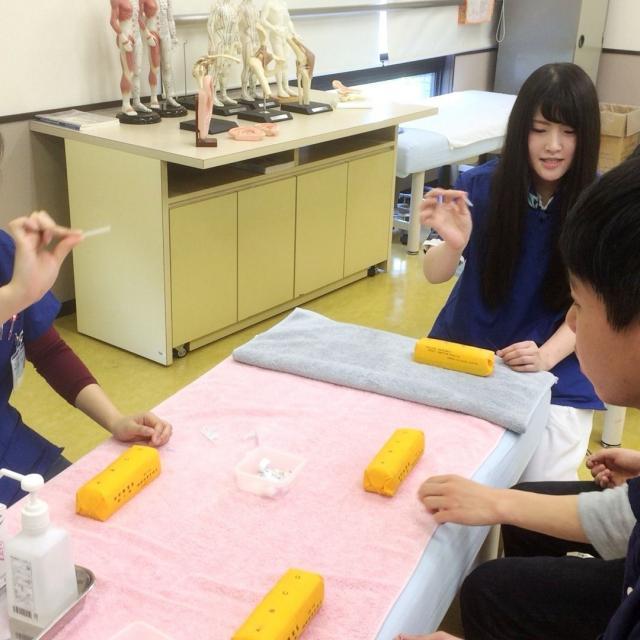 神戸医療福祉専門学校中央校 スポーツ・美容・鍼灸・介護・福祉、1つでもピンときたら是非☆3