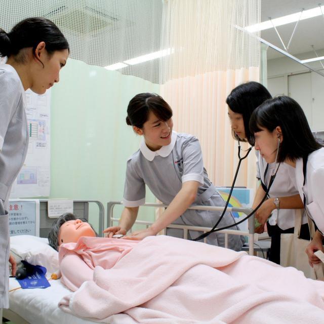 日本赤十字広島看護大学 オープンキャンパス1