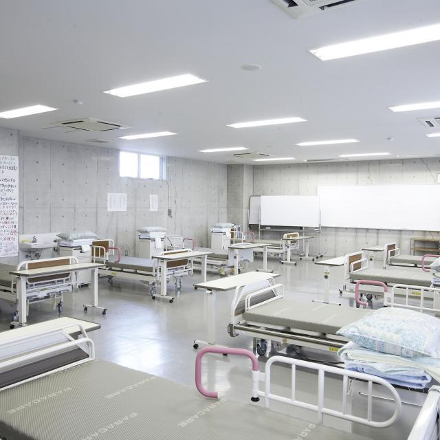 京都福祉専門学校 体験入学会 ~ 介護体験と介護の仕事について ~2
