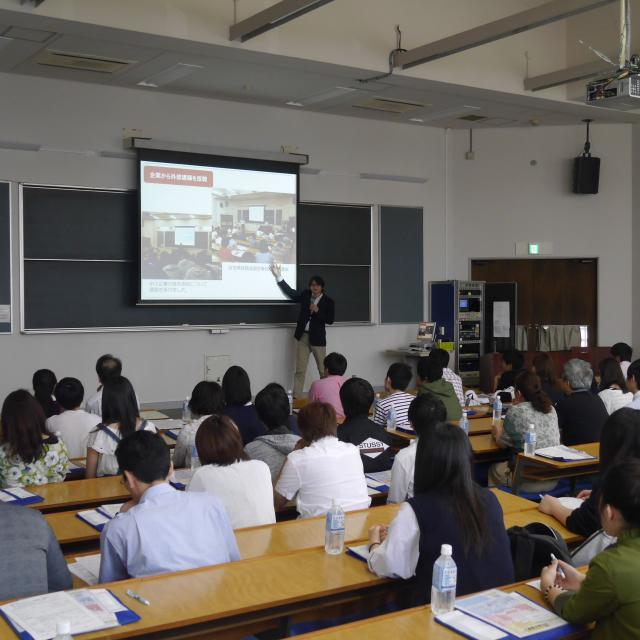 淑徳大学 オープンキャンパス(経営学部・教育学部)3