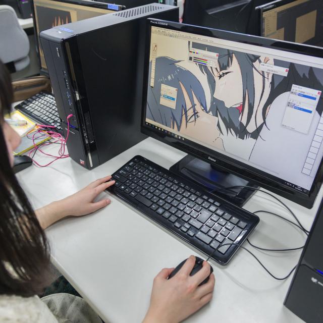 札幌マンガ・アニメ&声優専門学校 『アニメを仕事に』手掛けたアニメーションを世界へ!2