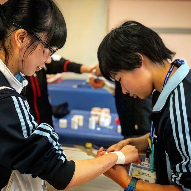 東京リゾート&スポーツ専門学校 ★スポーツの仕事がわかる!オープンキャンパスのご案内★3