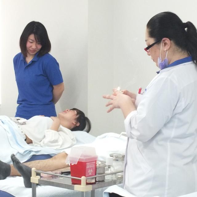 横浜医療専門学校 オープンキャンパス3