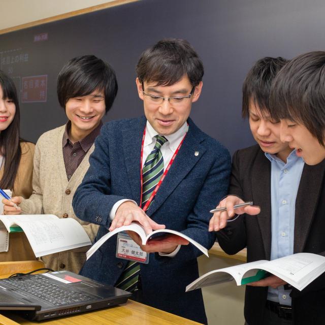 大原情報ビジネス専門学校 体験入学☆会計士・税理士系☆2