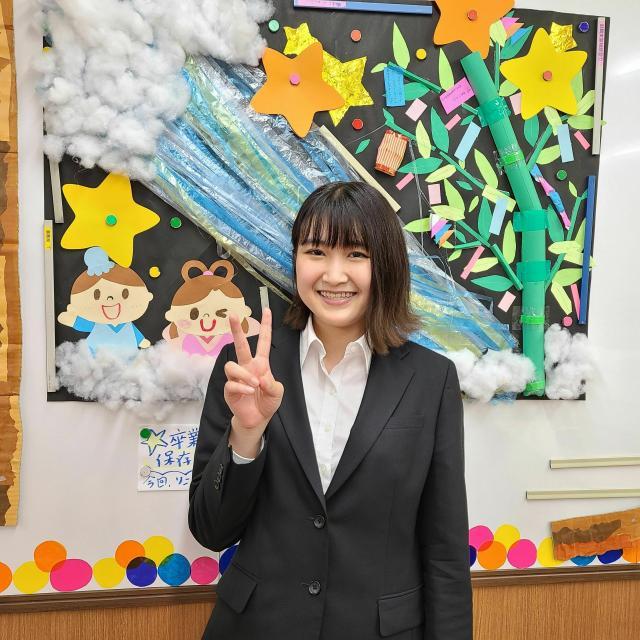 日本児童教育専門学校 来校型 業界大手「株式会社こどもの森」とのコラボ体験授業2