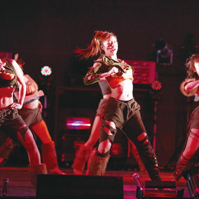 東京ダンス&アクターズ専門学校 バックダンサー×テーマパークダンサーWレッスン1